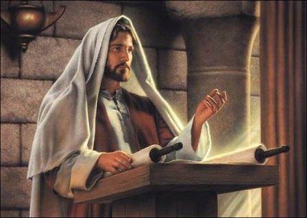 Jezus naucza jako mający władzę – Rzymskokatolicka Parafia św. Anny