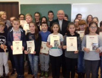 XXIII konkurs biblijny etapu szkolnego z Ewangelii św. Marka