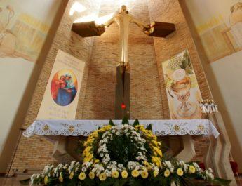 Ogłoszenia parafialne: 20.05.18 r. – Uroczystość Zesłania Ducha Świętego