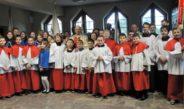 Obchody 70 rocznicy Szkoły Podstawowej Nr 38 i Zespołu Szkół Ogólnokształcących Nr 2 w Gliwicach Łabędach